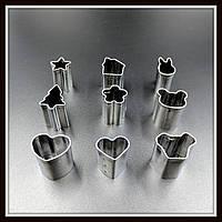 Набор металлических каттеров-mini (9 шт)