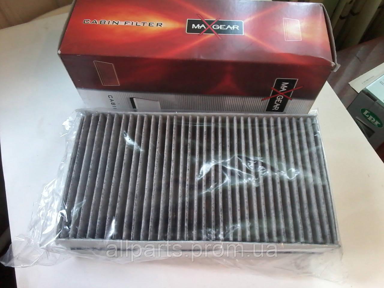 Фильтр Maxgear (страна производитель Польша) салона/кондиционера угольный