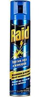 Аэрозоль Raid Fik от мух, комаров, ос 300мл