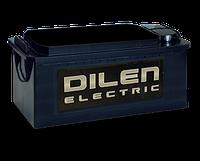 Аккумулятор DILEN 6СТ-140Ah/850A (+/-) (з-д Мегатекс)
