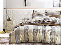 Комплект постельного белья  Bella Villa сатин евро В-0027