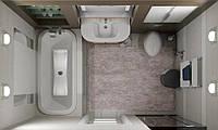 Монтаж ванны, умывальника, унитаза, биде, инсталляции.