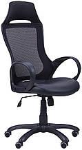 Офисное кресло Вайпер черный пластик
