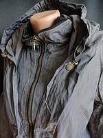 Куртки женские длинные осенние  купить оптом