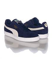Puma Suede Classic Dark Blue — Купить Недорого у Проверенных ... 2c617267d5f5f