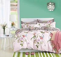 Комплект постельного белья  Bella Villa сатин семейный В-0029