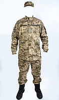 Комплект армейской формы Зв1 ВСУ Украинского производства (костюм, такическая рубашка, кепка)