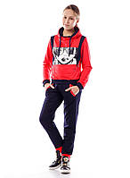 """Детский / подростковый спортивный костюм для девочки """"Мишель"""", р.128"""