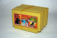 Сборник игр 4 в 1 Ninja Gaidem 3, Snow Bross, Tureles 2, Ninja Gaidem2, фото 1