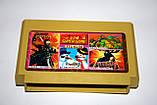 Сборник игр 4 в 1 Ninja Gaidem 3, Snow Bross, Tureles 2, Ninja Gaidem2, фото 3