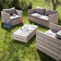 Террасная доска для садовой мебели