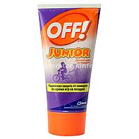 Крем от комаров для детей OFF Junior 50мл, фото 1