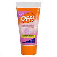 Крем от комаров OFF Soft & Scented 50мл