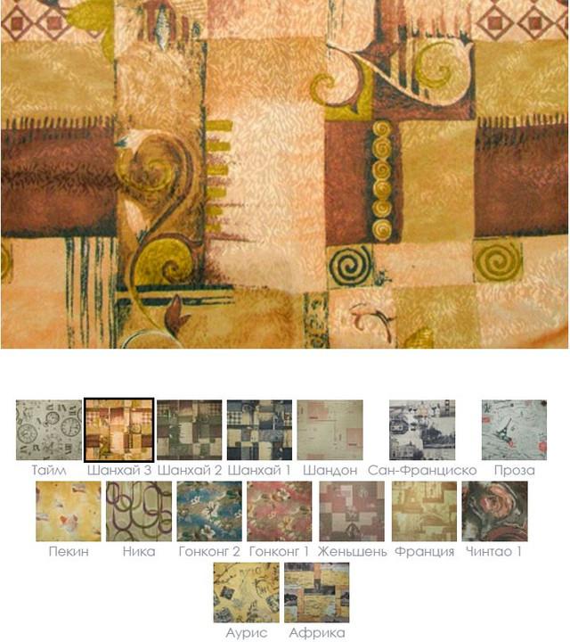 Мебельная ткань Эко-жаккард (Поликоттоны)