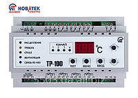 Реле температурное цифровое TР-100 Новатек Электро