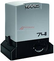 Автоматика для відкатних воріт FAAC 741, фото 1