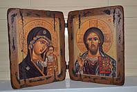 Венчальная пара православные иконы