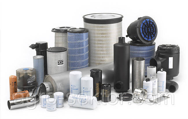Фильтр топливный (X770734) DEF MX340/T8.390/T9.615 (E4) 84254852