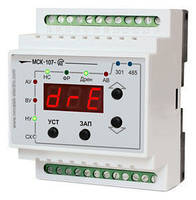 Контроллер насосной станции (реле уровня, реле давления) МСК-107 Новатек Электро