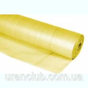 Паробарьер  армированный  85г/м2, 1,5м х 50м/рул.(желтый)