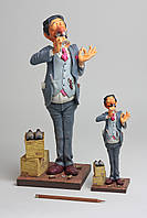 Коллекционная статуэтка Сомелье Forchino, ручная работа