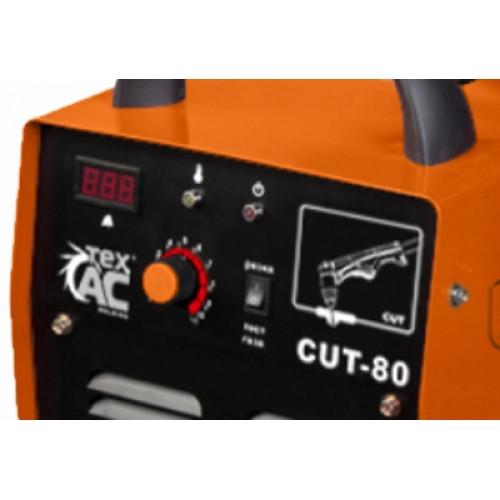 Аппарат плазменой резки ТехАС CUT 80 (10,5 кВА)