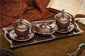 Набор чашек для кофе Бронзовая медаль Sena на 2 персоны