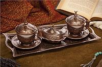 Набор чашек для кофе Бронзовая медаль Sena на 2 персоны, фото 1