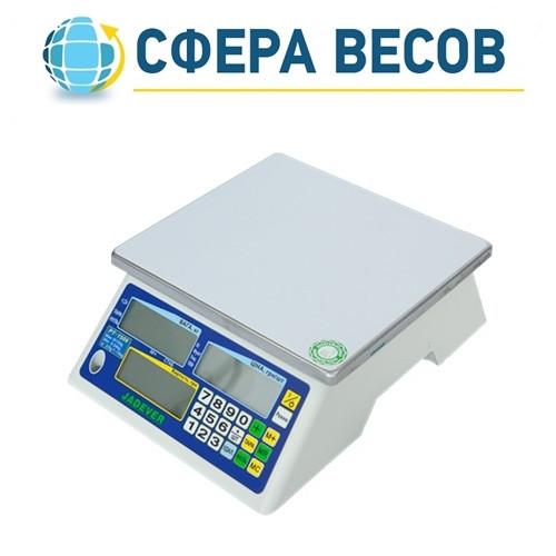 Весы торговые Jadever РТ-1506 (15 кг)