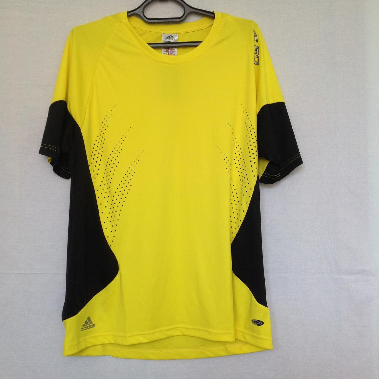 129118695ff Мужская спортивная футболка Adidas ClimaCool.  продажа