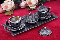 Набор чашек для кофе Бронзовая медаль на 2 персоны