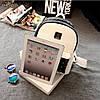 Стильный маленький рюкзак с заклепками 28035, фото 5