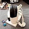 Стильный маленький рюкзак с заклепками 28035, фото 2