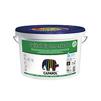 Силикатная краска для стен и потолка Caparol SYLITOL BIO-INNENFARBE (КАПАРОЛ СИЛИТОЛ БИО) 10л
