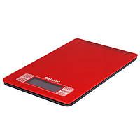 Весы кухонные Saturn ST-KS 7235 Red