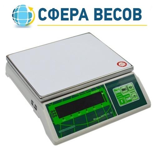 Весы фасовочные Jadever NWTН (6 кг)