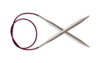 Кругові спиці 100 см Nova Metal KnitPro 3,75 мм