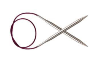 Спицы круговые 120 см Nova Metal KnitPro 6,00 мм