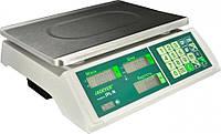 Торговые электронные весы Jadever JPL-N LCD до 15 кг без стойки