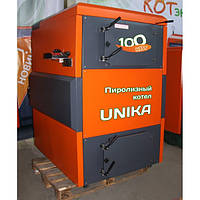 Пиролизный котел КОТэко Unika 50 кВт, фото 1