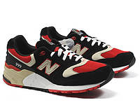 """Кроссовки New Balance 999 """"Black/Red&Tan"""""""