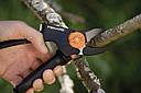 Контактный секатор с Силовым Приводом Fiskars1000572 (111510) снят  с производства