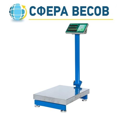Весы товарные со стойкой Jadever JBS-700М (150 кг - 400x500)
