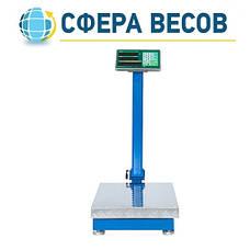 Весы товарные со стойкой Jadever JBS-700М (150 кг - 400x500), фото 2