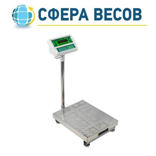 Весы товарные со стойкой Jadever JBS-588 (150 кг - 400x500)