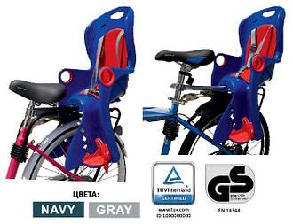 Детское велокресло TILLY BT-BCS-0003 до 22 кг