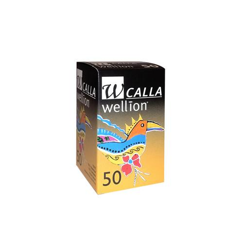 Тест-смужки Wellion Calla Light, 50 шт.