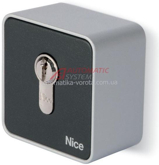 Ключ-выключатель Nice EKSEU - Интернет-магазин ВОРОТА-АВТОМАТИКА в Киеве