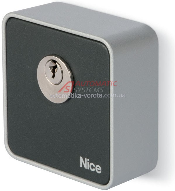Ключ-выключатель Nice EKS - Интернет-магазин ВОРОТА-АВТОМАТИКА в Киеве