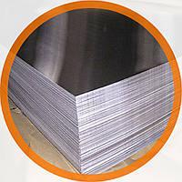 Лист нержавіючий AISI 304 08X18H10, 8Х1250Х2500 BA,полірований